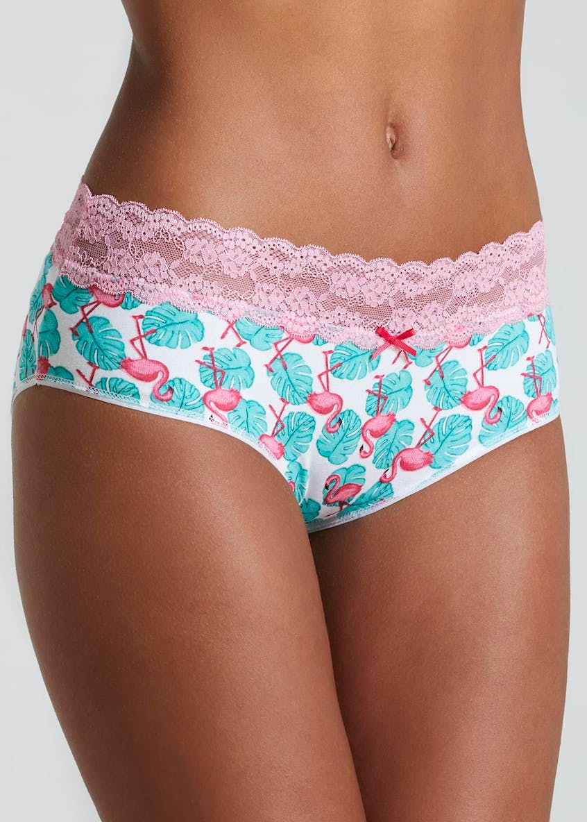 Flamingo Rugby Short Knickers