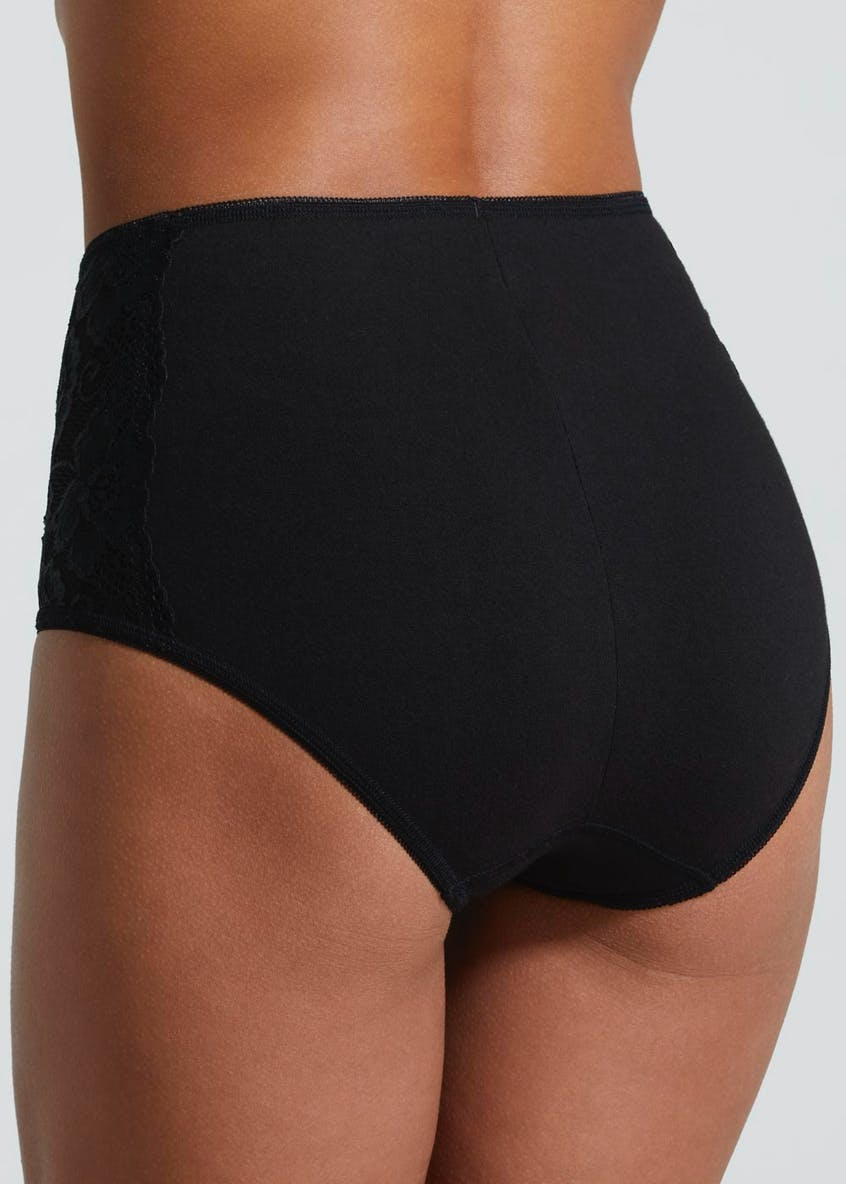 2 Pack Low Control Knickers