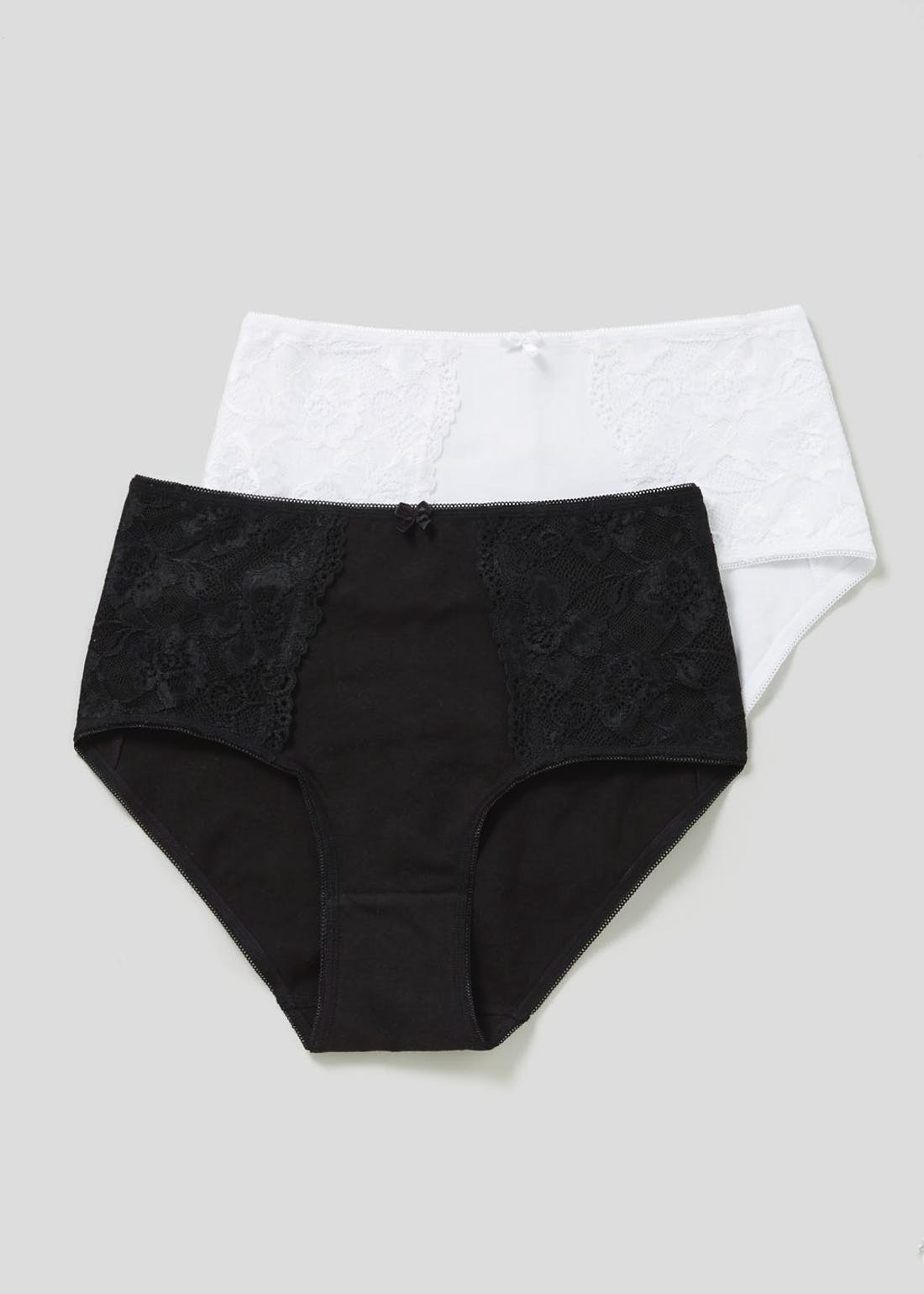 2 Pack Control Knickers
