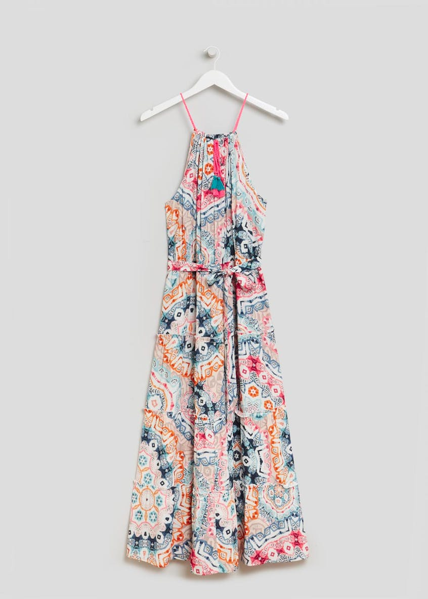 Falmer Printed Maxi Dress