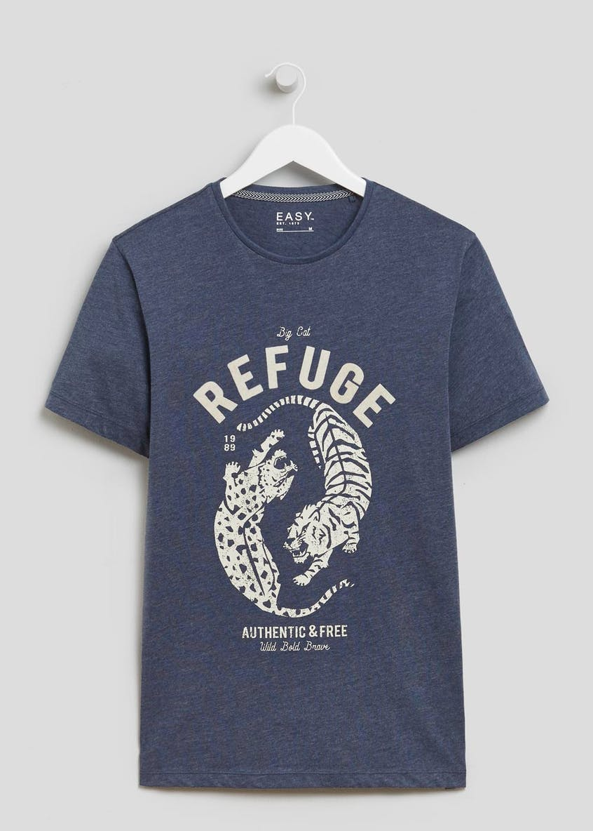 Refuge Slogan T-Shirt