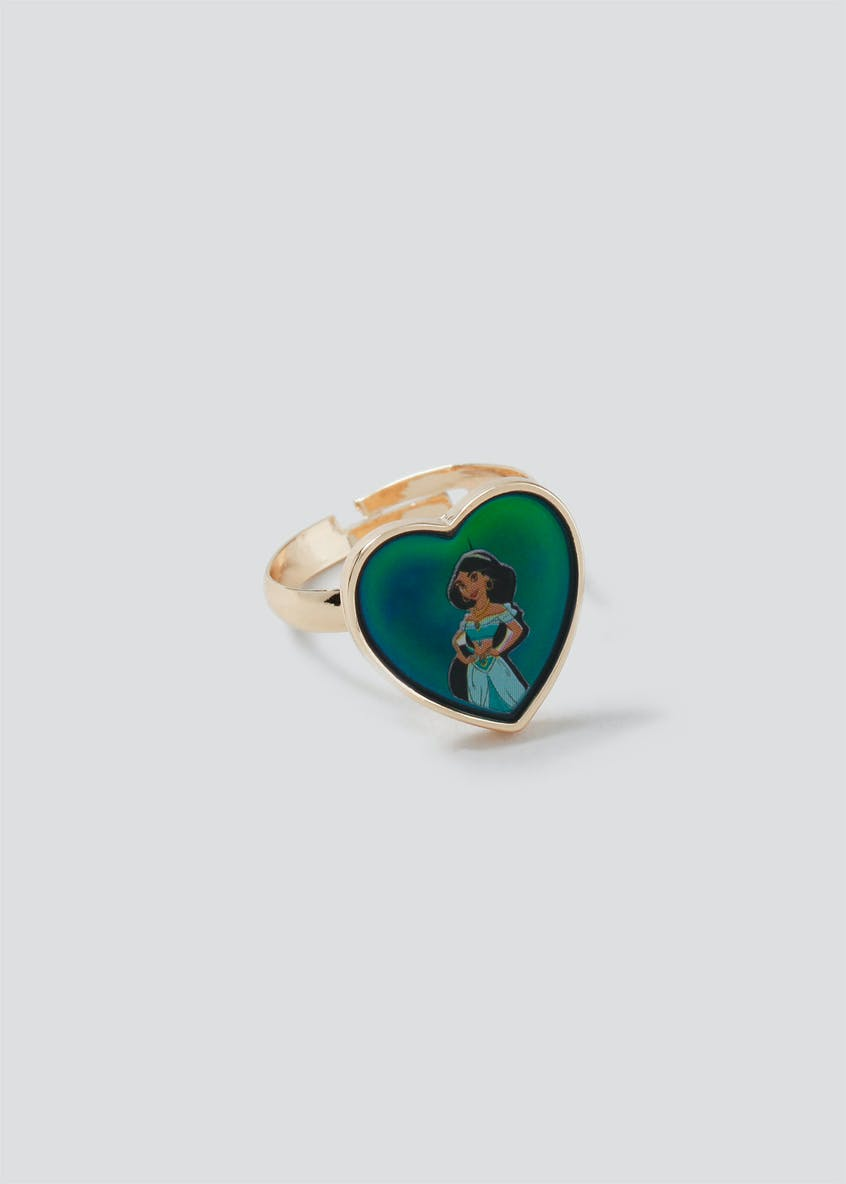 Girls Disney Aladdin Mood Ring