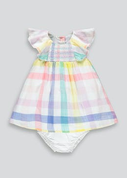601a88882 Baby Girl Dresses, Skirts & Playsuits - Baby Clothes – Matalan