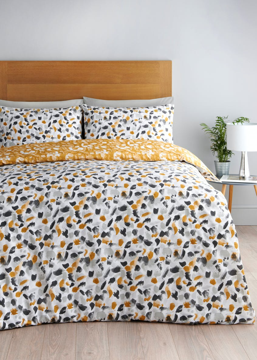 Abstract Print Duvet Cover