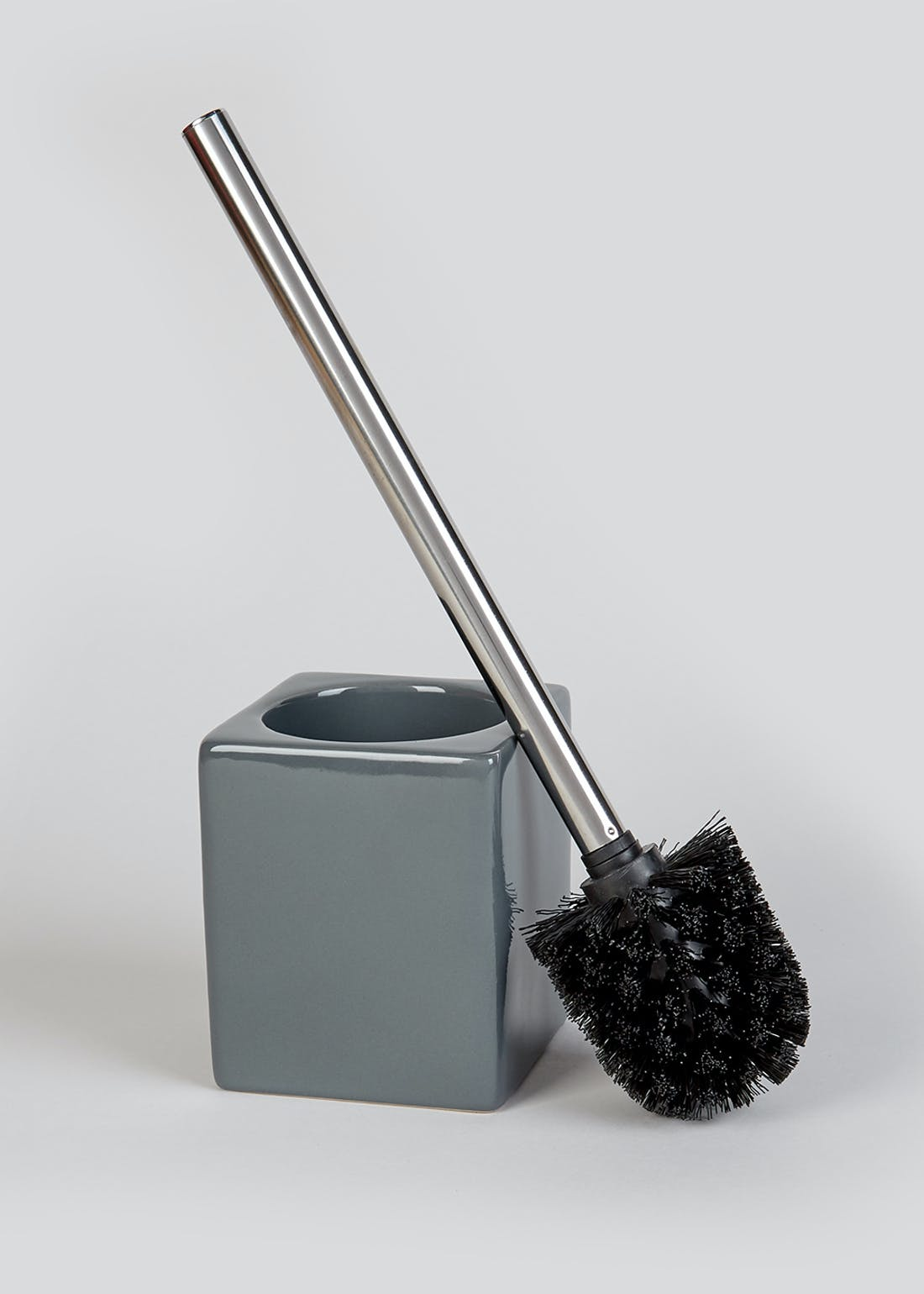 Square Ceramic Toilet Brush (39cm x 10cm)