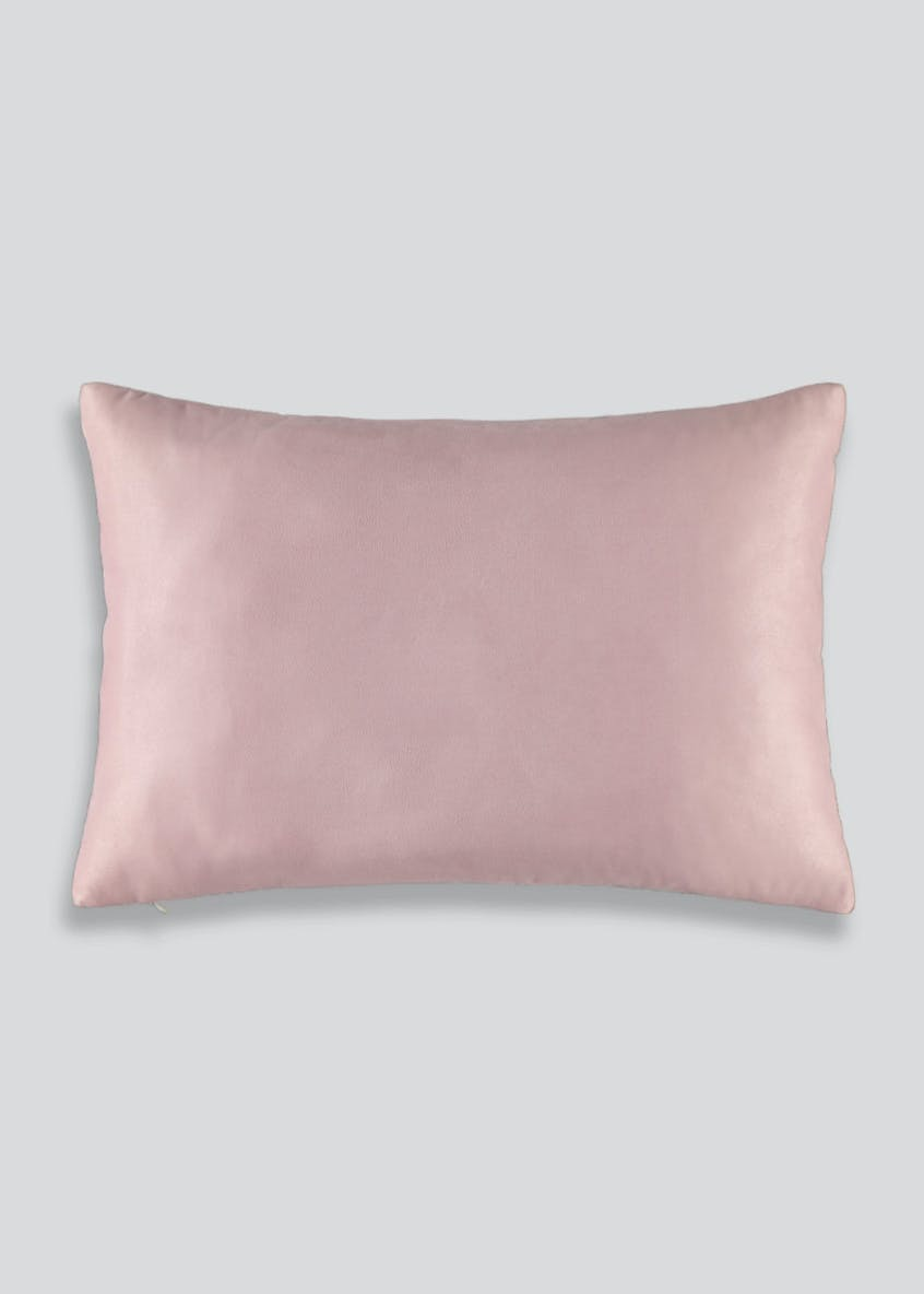 Geo Foil Colour Block Cushion (60cm x 40cm)