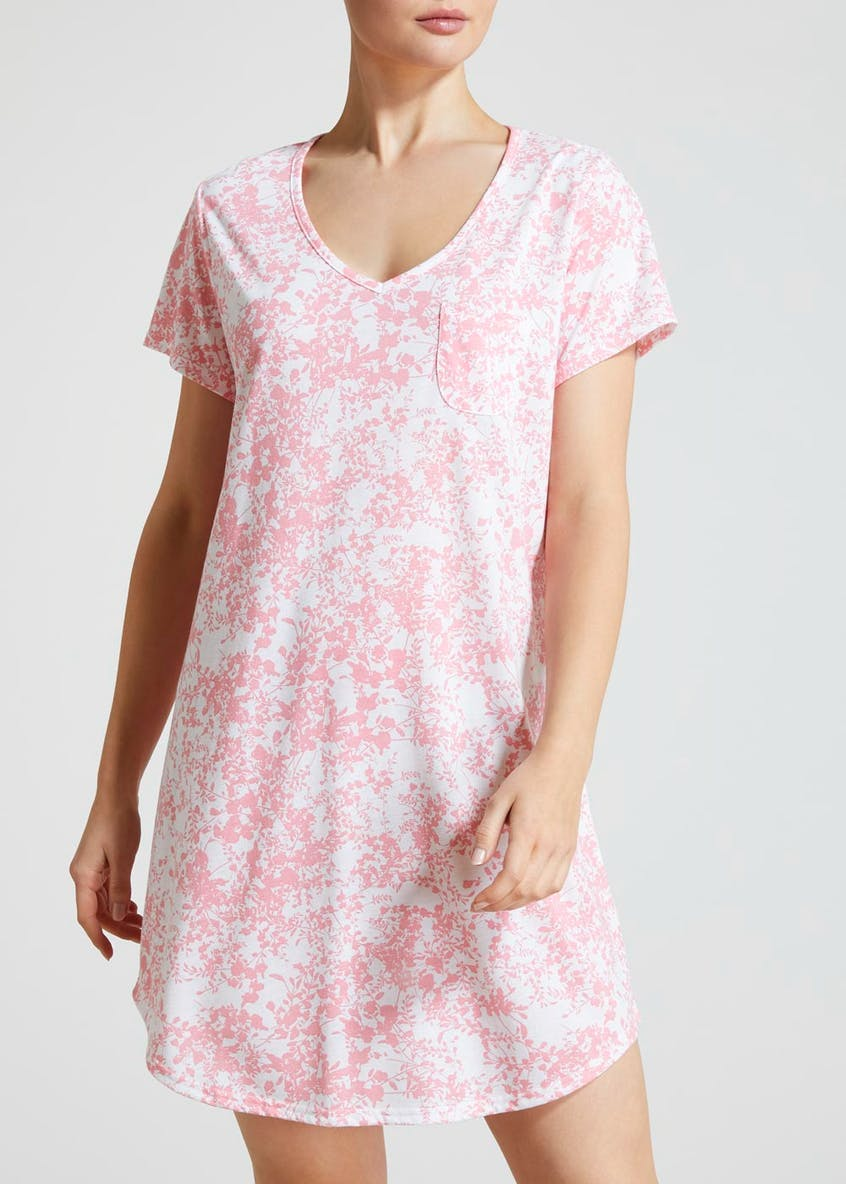 Floral Pocket Nightie