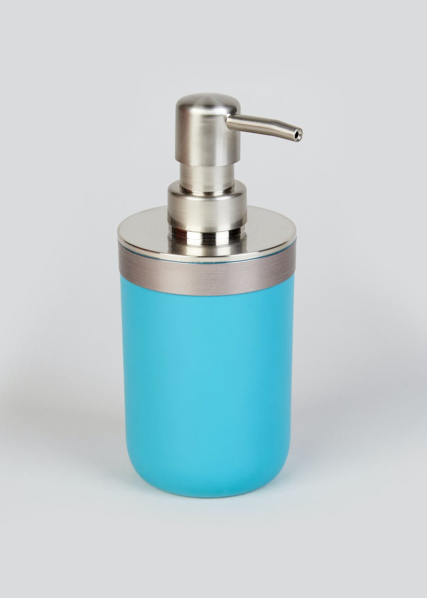 Plastic Soap Dispenser (17cm x 7cm)
