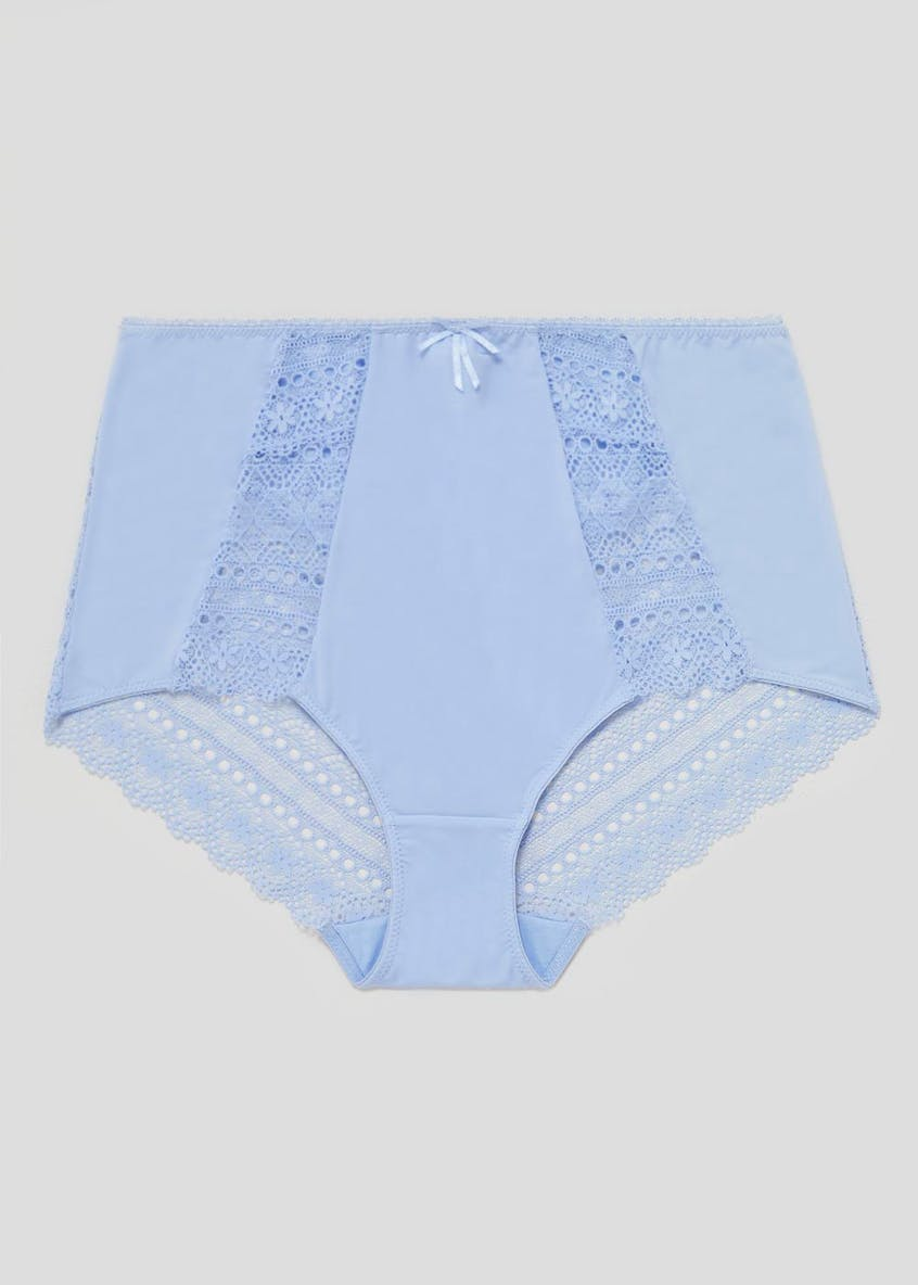 Lace Trim Full Knickers