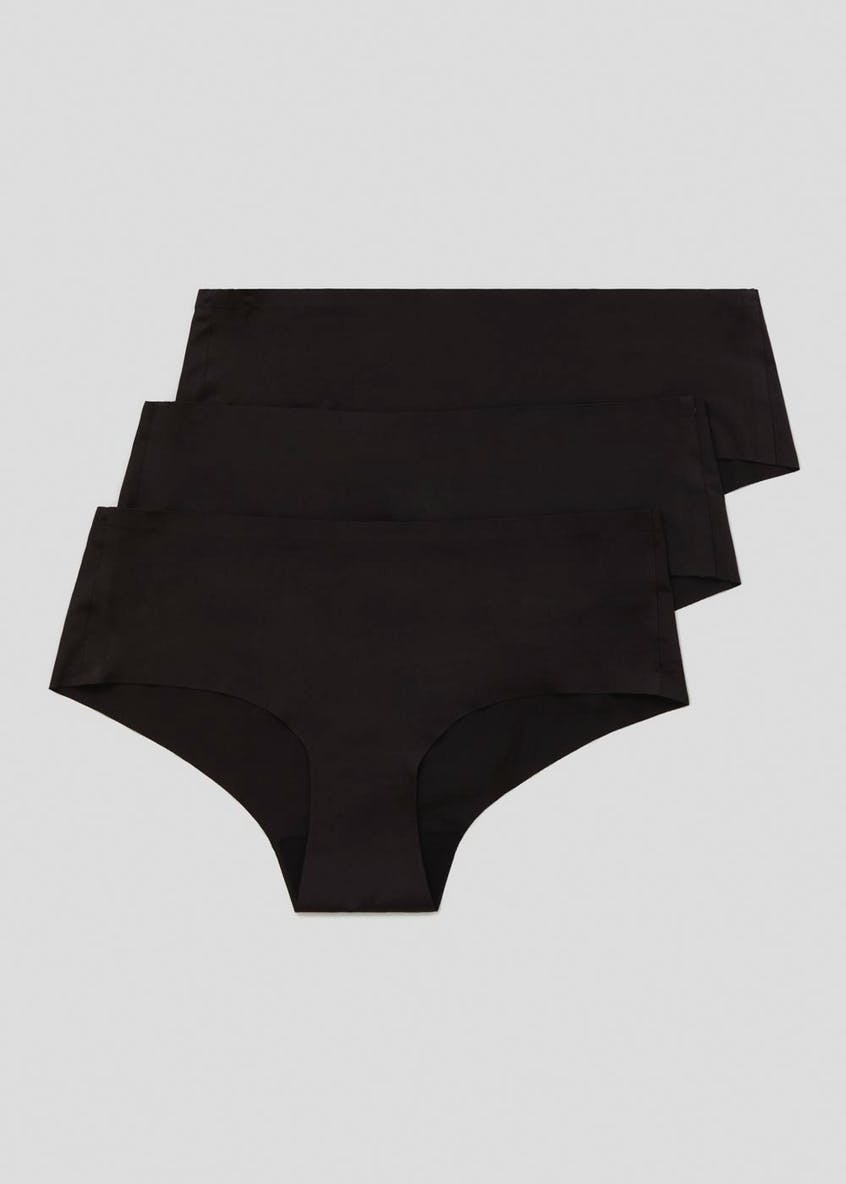 3 Pack No VPL Short Knickers