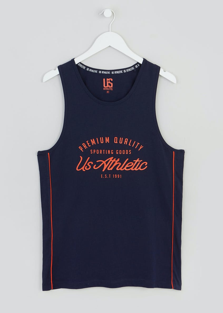 US Athletic Side Stripe Vest