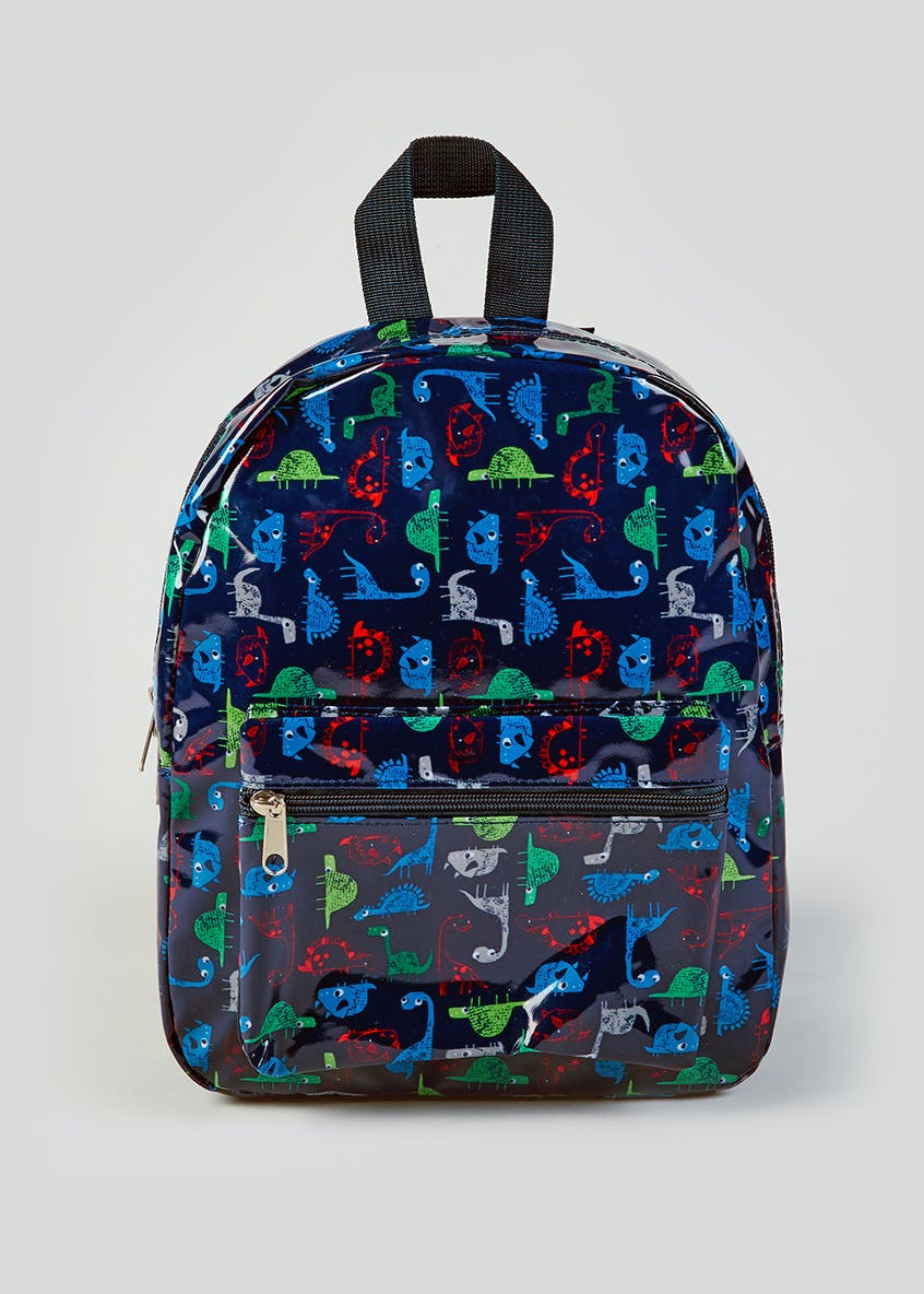 Kids Dinosaur Print Backpack