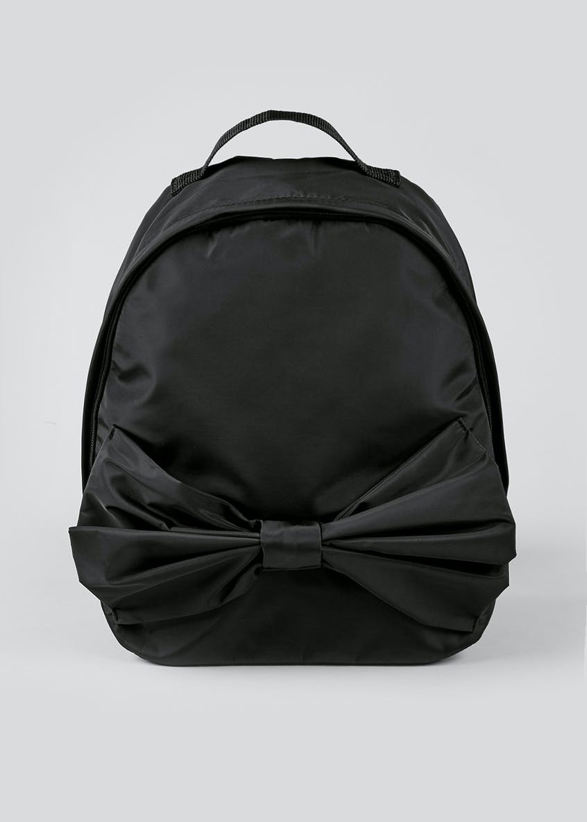 Kids Oversized Bow Backpack