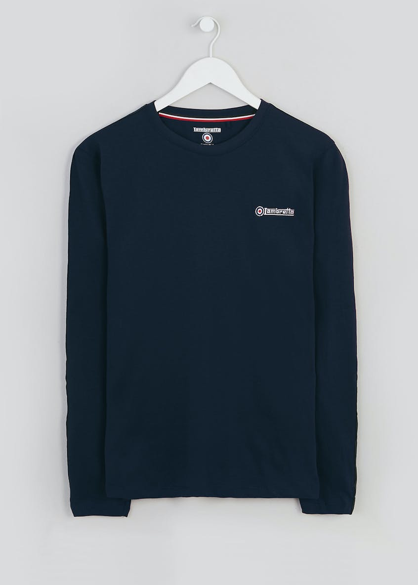 Lambretta Long Sleeve T-Shirt