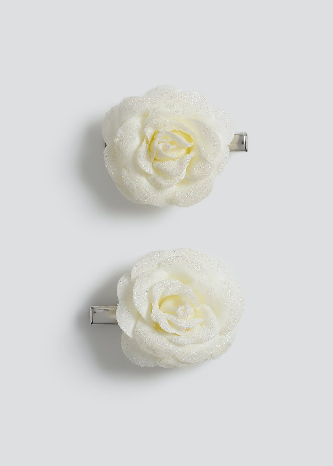 Rose Flower Hair Slide