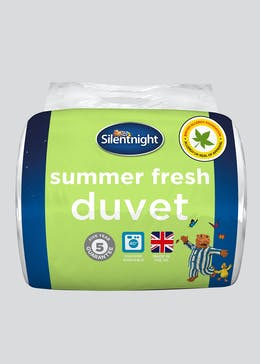 Silentnight Summer Fresh Duvet (4.5 tog)