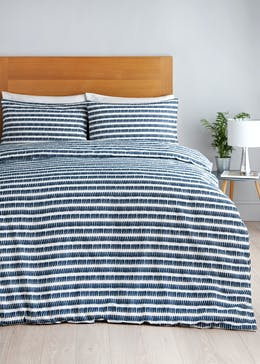 Linear Stripe Duvet Cover