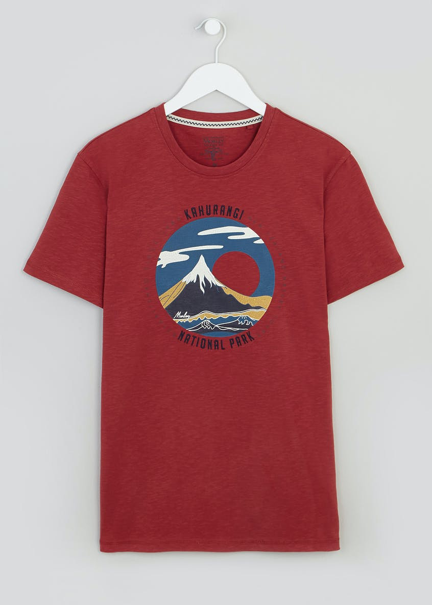 Morley National Park Printed T-Shirt
