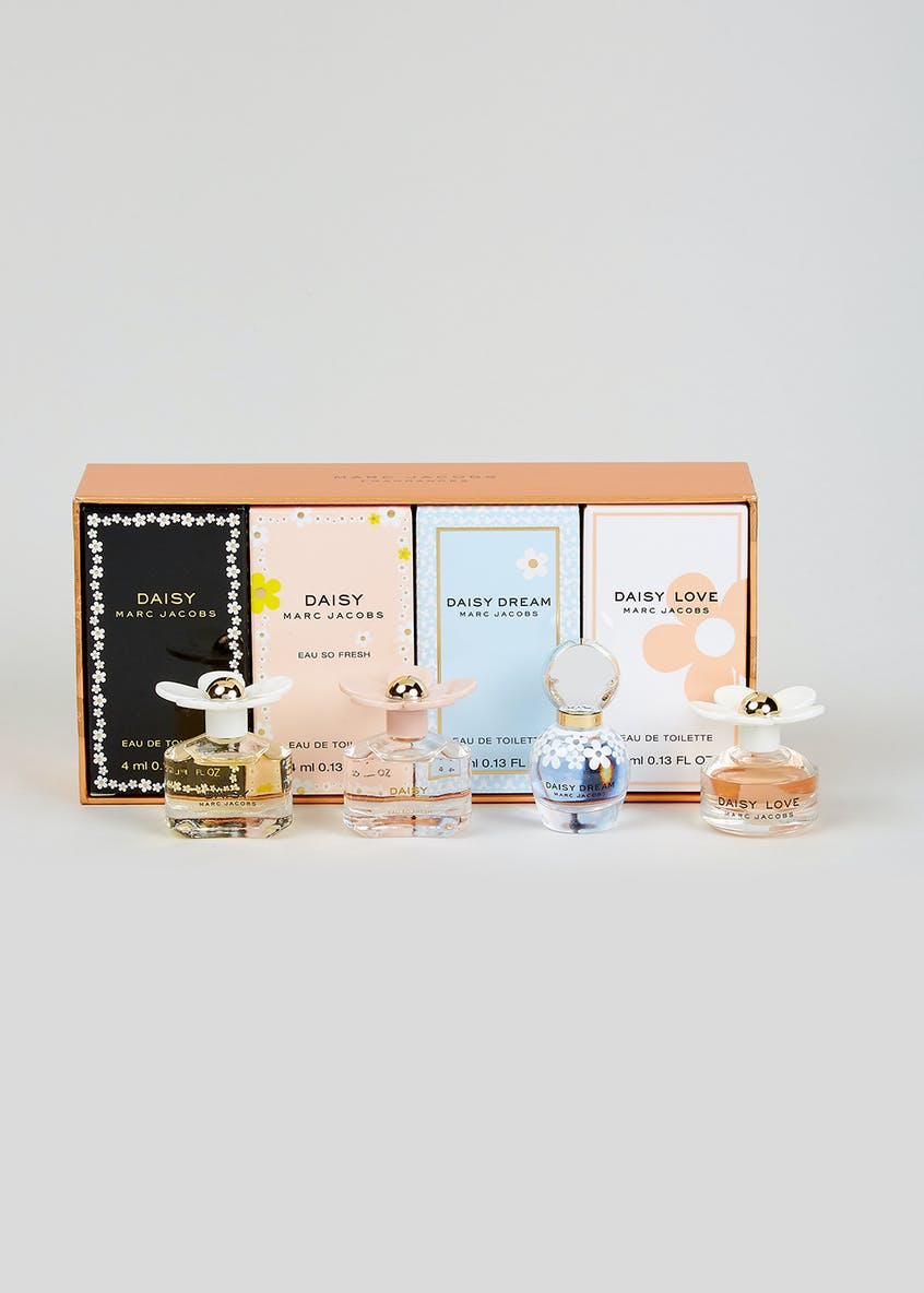 Marc Jacobs Daisy Miniatures Gift Set 4 x 4ml