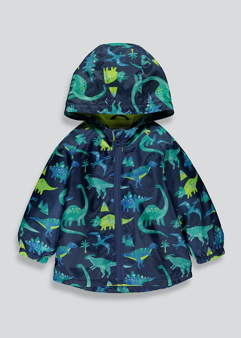 Kids Dinosaur Rain Mac (9mths-6yrs)