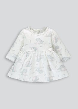 Girls Disney Dumbo Dress (Newborn-18mths)