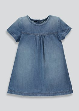Girls Denim Dress (9mths-6yrs)