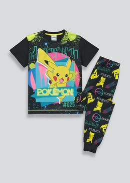 Kids Pokémon Pyjama Set (5-12yrs)