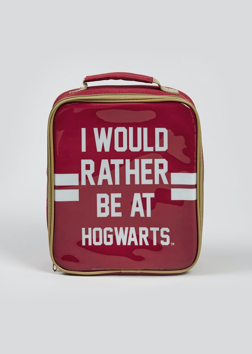 Kids Harry Potter Lunch Bag (23cm x 20cm x 7cm)