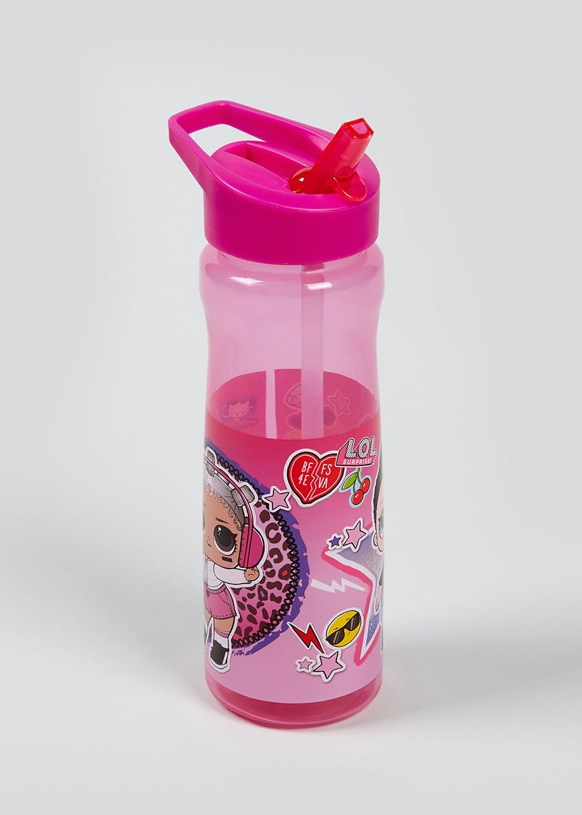 Kids L.O.L. Surprise Water Bottle (21cm x 7cm)