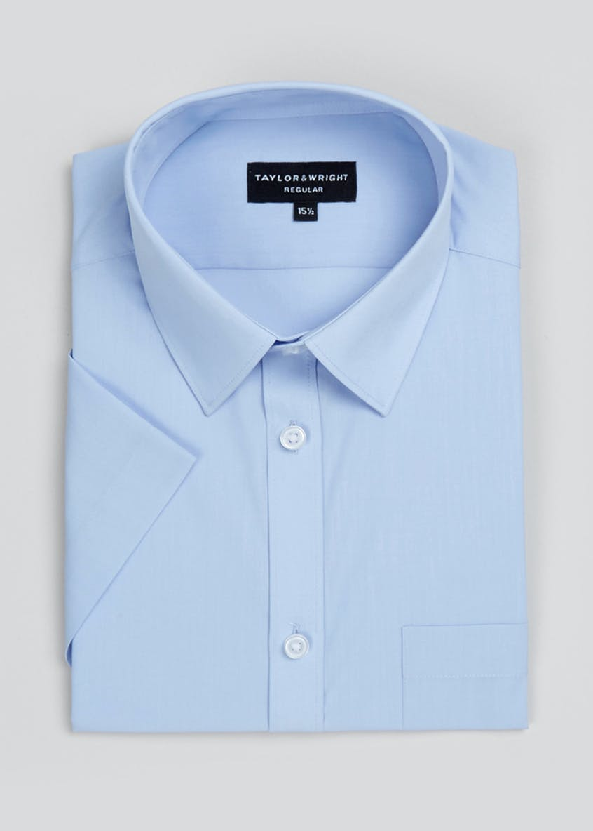 Taylor & Wright Regular Fit Short Sleeve Shirt