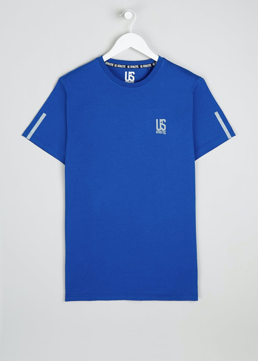 US Athletic Reflective T-Shirt