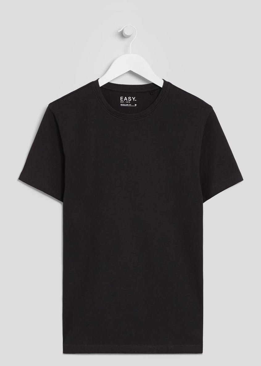 Big & Tall Basic Crew Neck T-Shirt