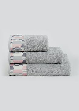 Towels - Bath Towels Sets, Face Clothes & Bath Sheets – Matalan
