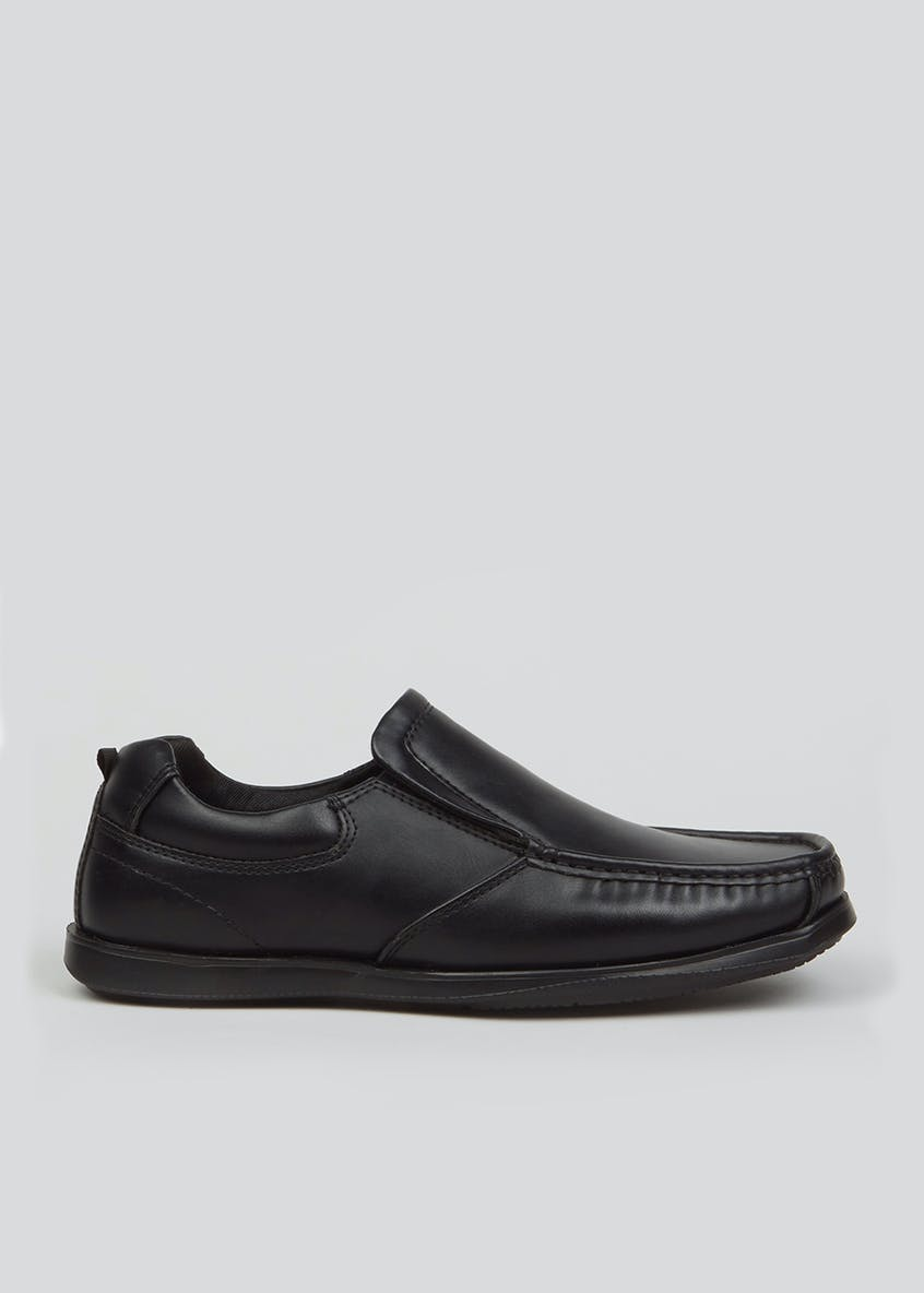 Twin Gusset Apron Shoes