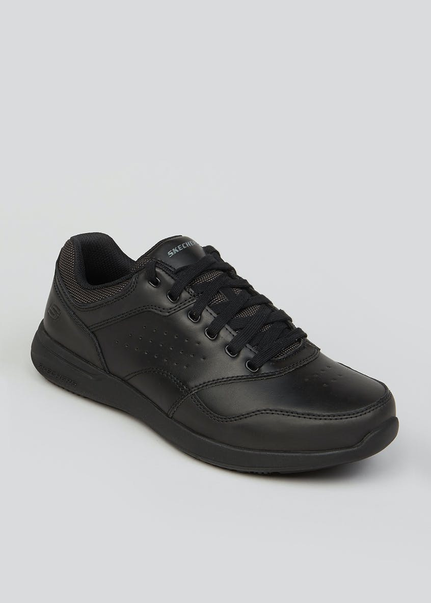 Skechers Black Elent Velago Shoes