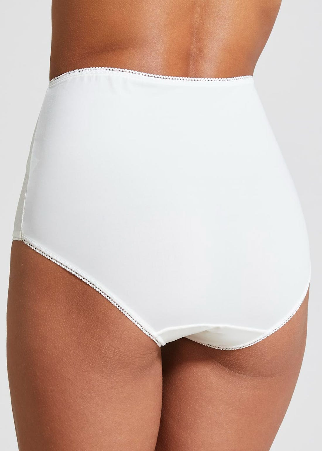 3 Pack Jacquard Full Knickers