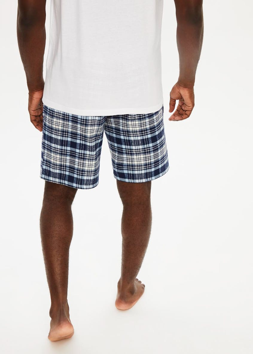 Brushed Loungewear Shorts
