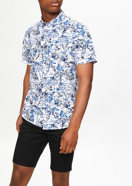cad27377 Mens Shirts - Oxford, Chambray, Denim – Matalan