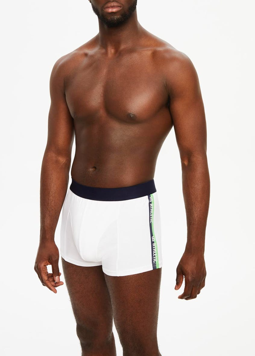 US Athletic 3 Pack Hipster Boxers
