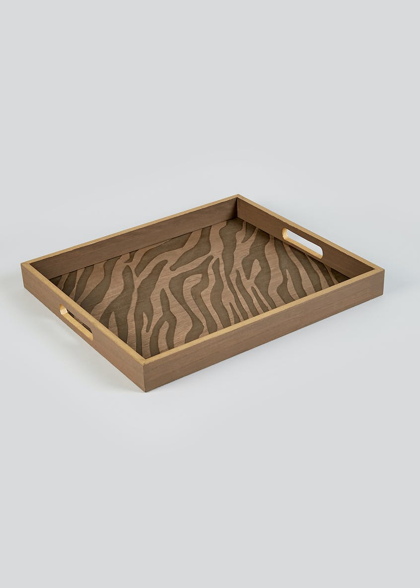 Animal Etched Tray