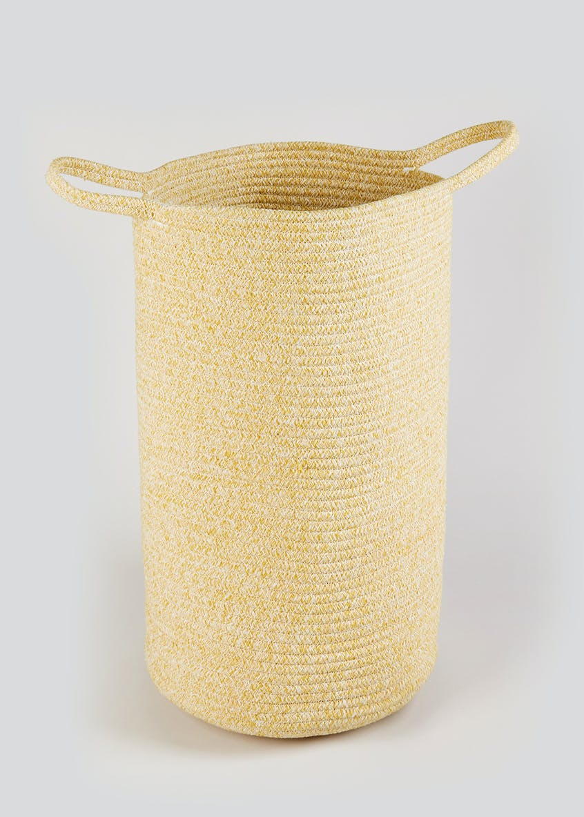 Rope Laundry Basket (57cm x 55cm)