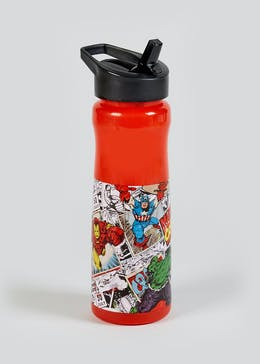 Kids Avengers Water Bottle (600ml)