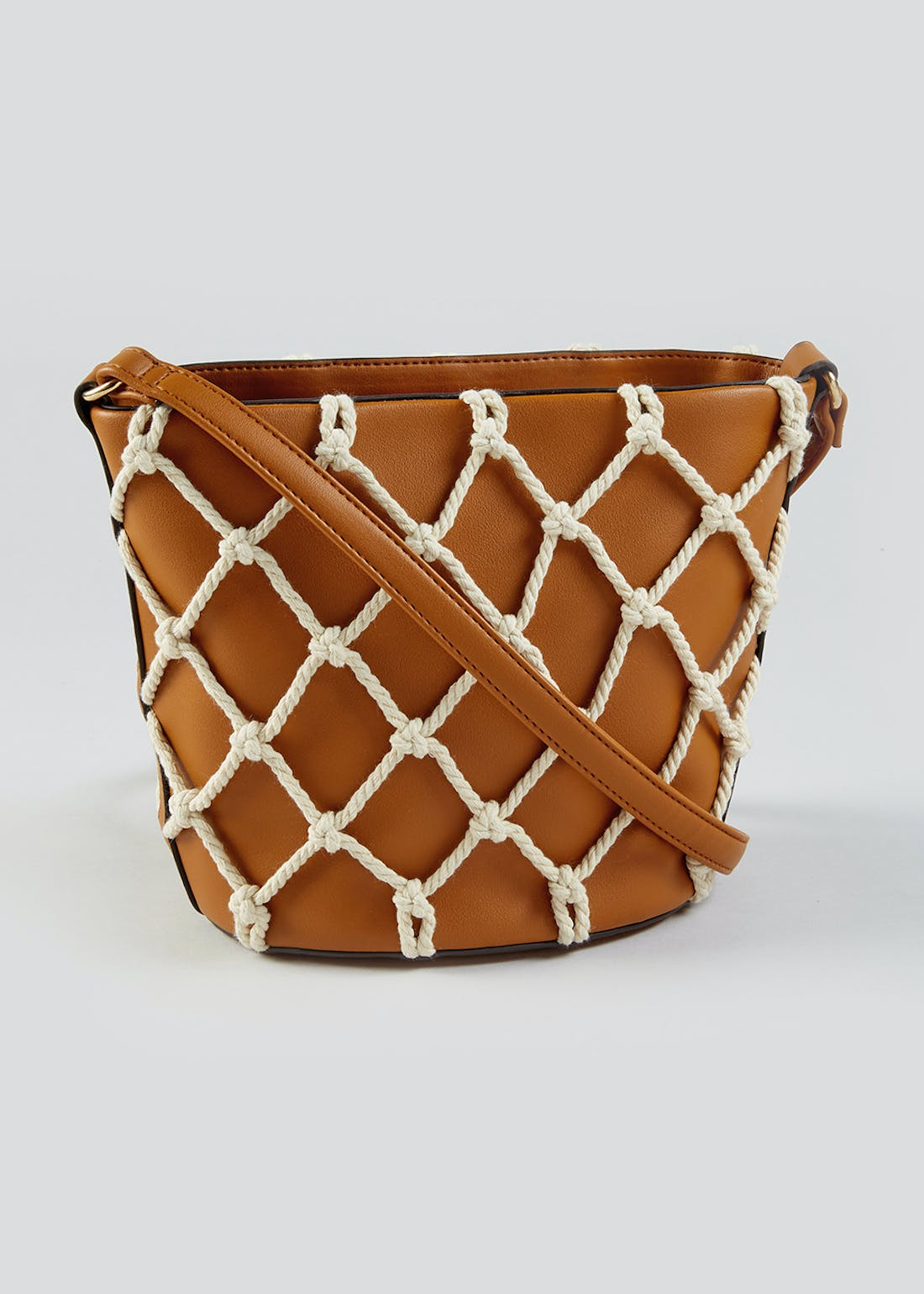 Rope Bucket Bag
