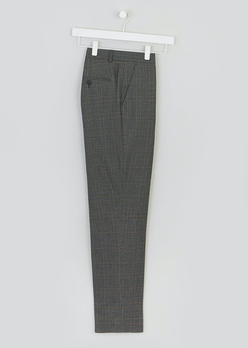 Bowness Slim Fit Suit Trousers