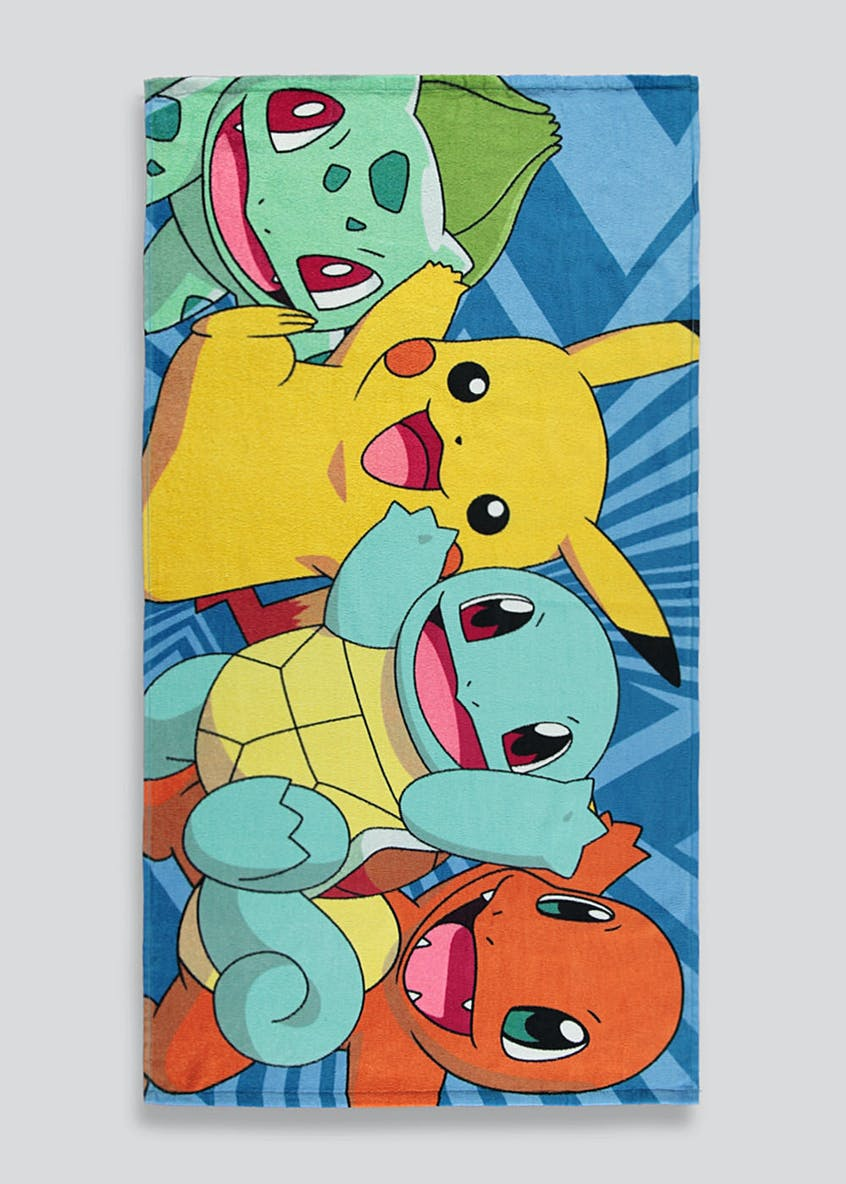 Pokémon Beach Towel