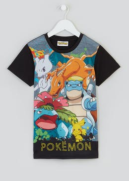 Kids Pokémon T-Shirt (5-12yrs)