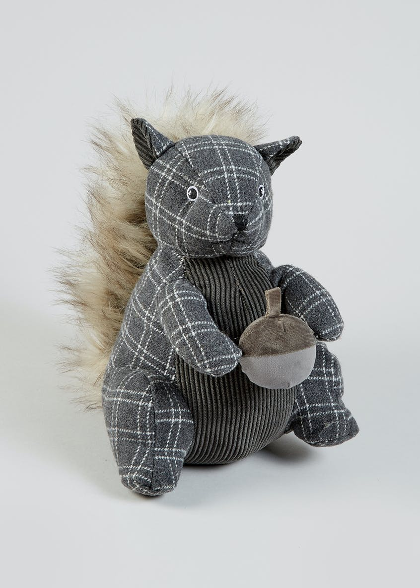 Squirrel Doorstop (28cm x 27cm x 21cm)