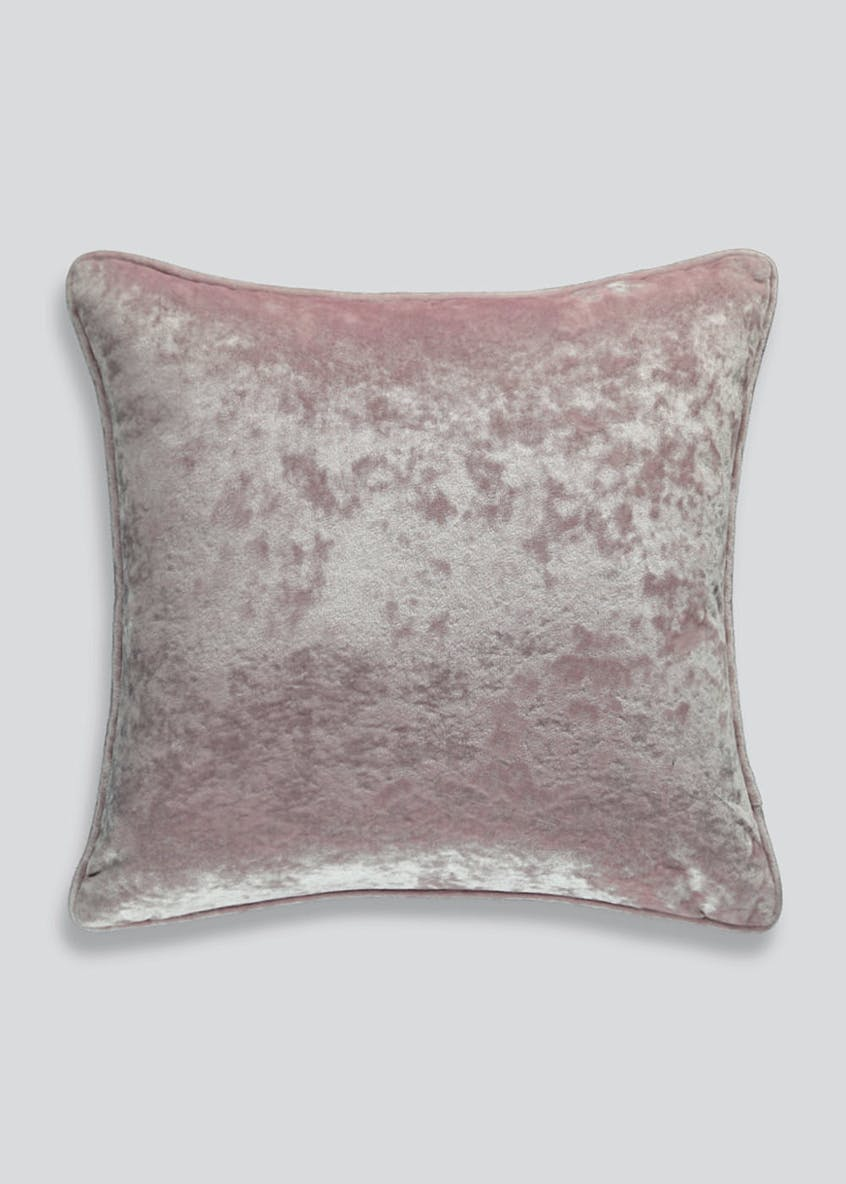 Crushed Velvet Cushion (46cm x 46cm)