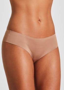 Nude 02 No VPL Brazilian Knickers