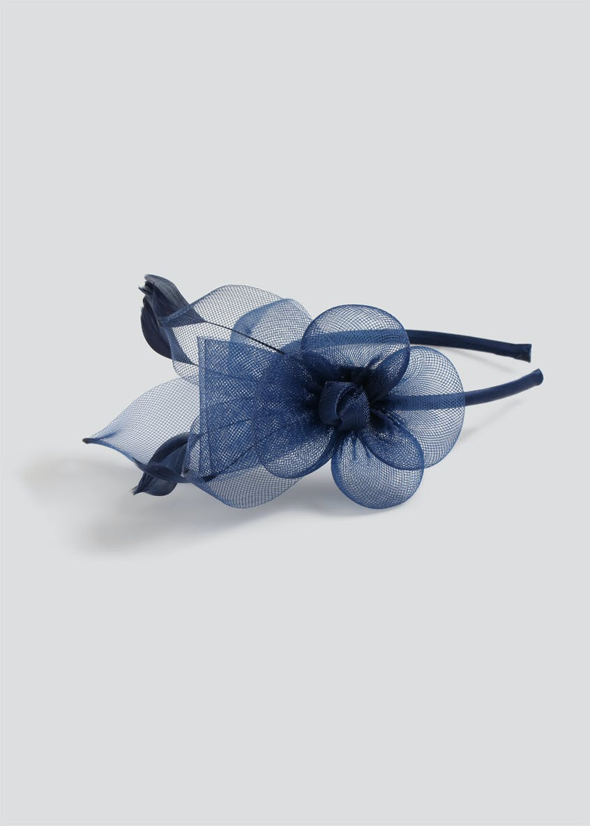 Flower Headband Fascinator.